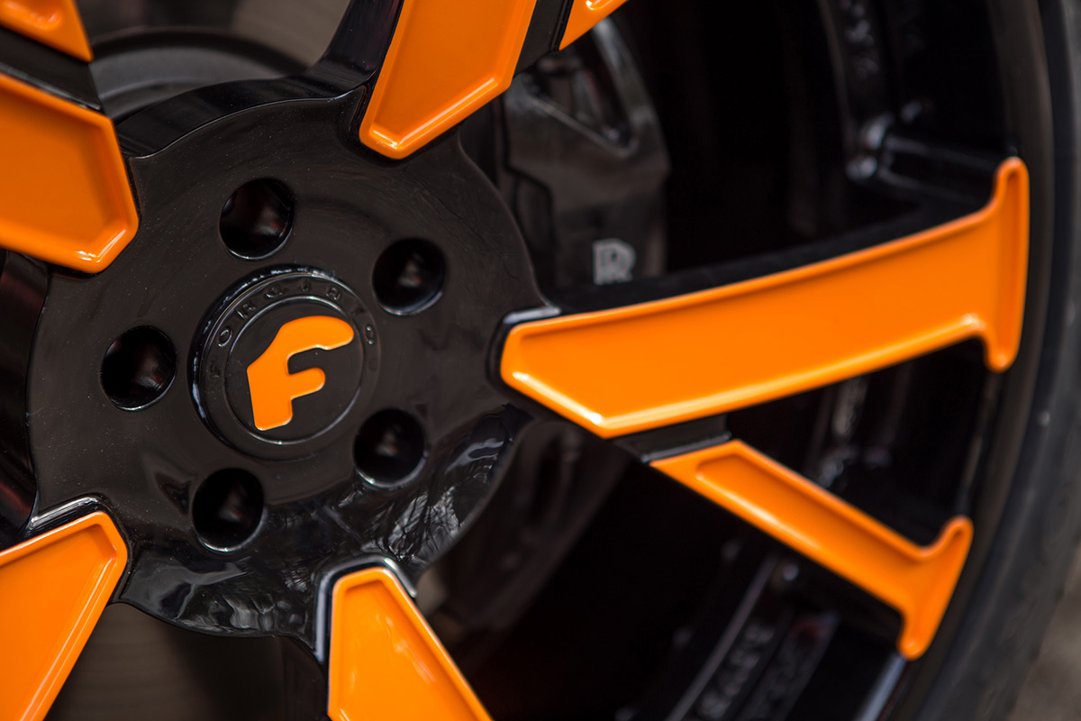 FORGIATO FORGIATO 2.0 EXOTIC VLONE-ECL