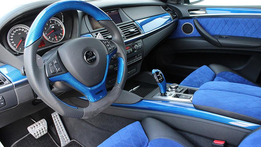 Bmw X6 M E71 Tycoon Evo M