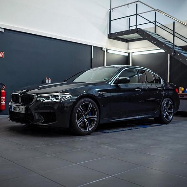 FormaCar: Chip-tuned BMW M5 climbs up to 747 hp / 557 kW