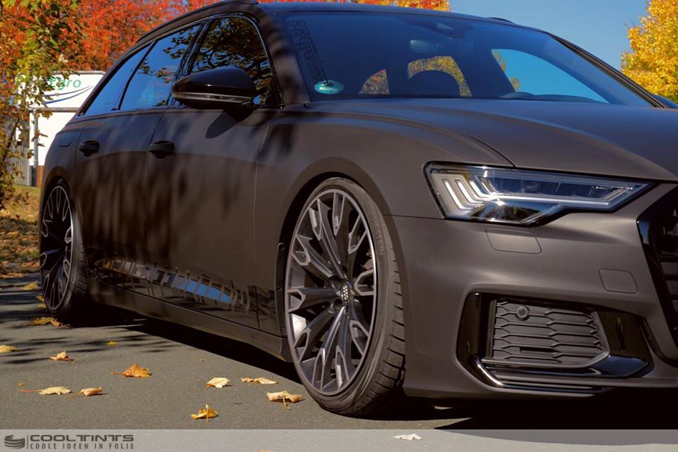 Formacar First Customized Audi A6 Avant Revealed
