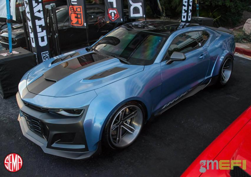 Formacar Refined Iroc Z Chevrolet Camaro To Debut At The