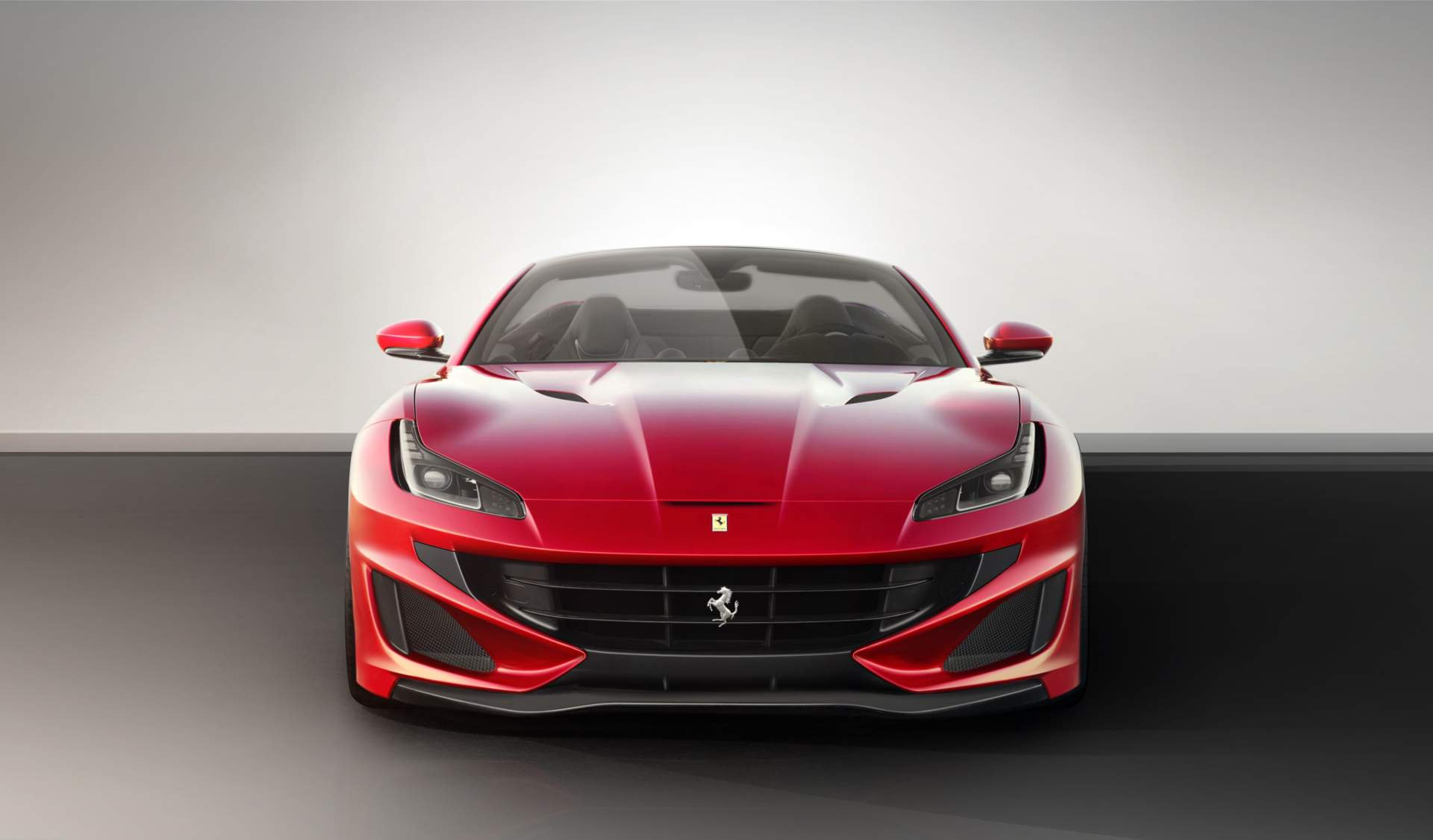 Ferrari Portofino Body Kit