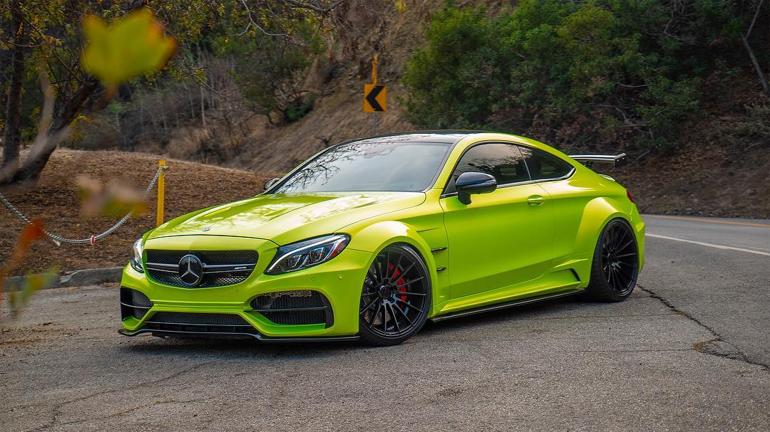 FormaCar: RDB LA launches new Mercedes C63s AMG tuning kit