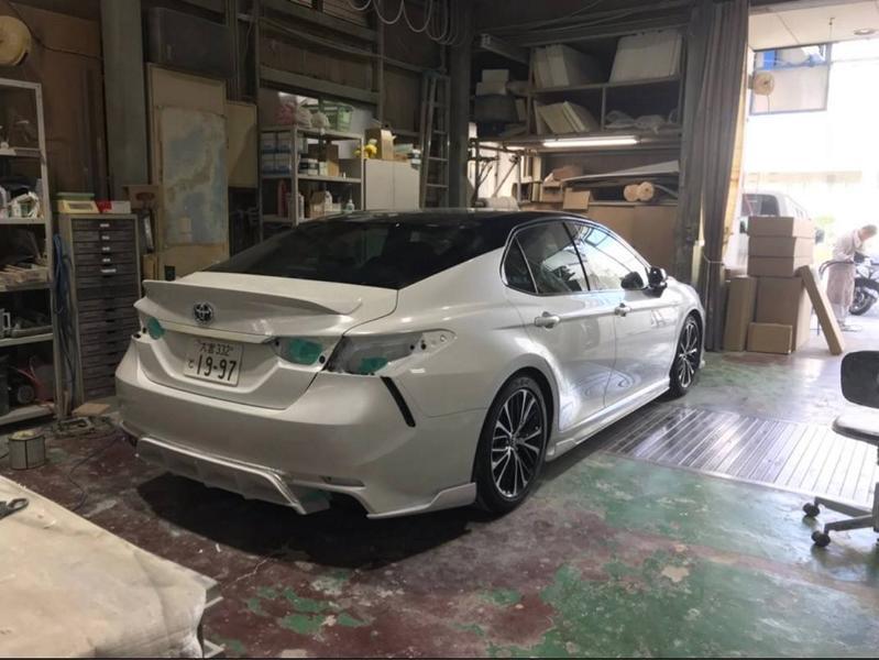Formacar The Legendary Toyota Camry Gets An Artisan Spirits Body Kit