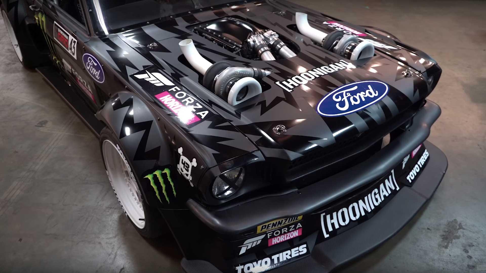 Hoonigan Mustang Hp