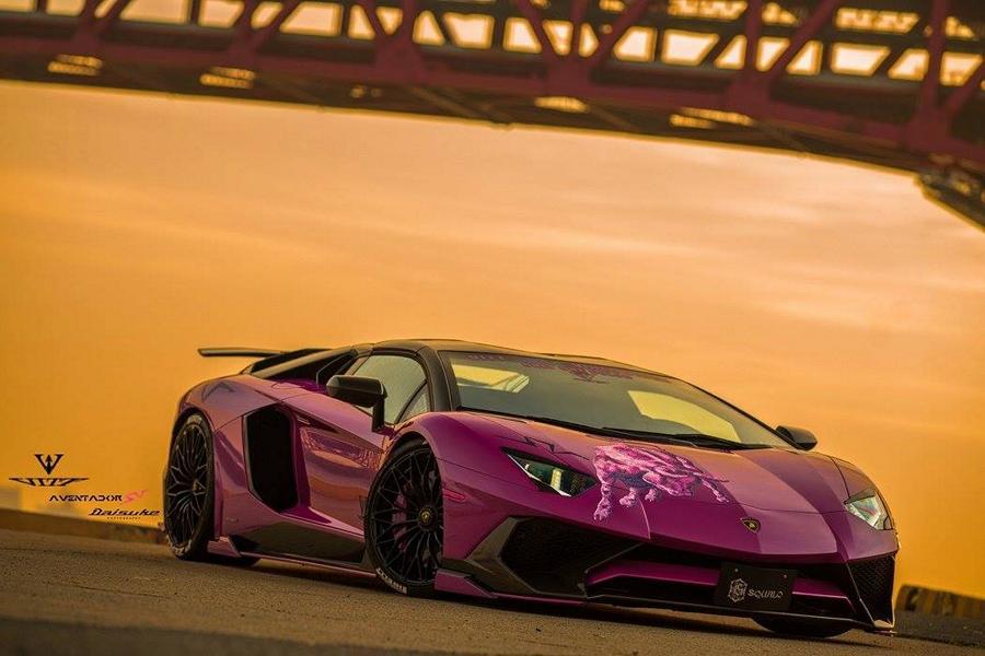 Formacar Lamborghini Aventador Sv Gets Another Custom Body Kit In Japan