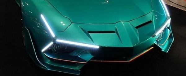 Formacar Japanese Tuners Make Lamborghini Aventador Svj Concept Art