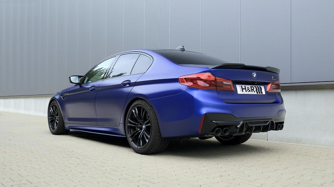 Formacar H R Springs Now Available For The Bmw M5 Competition