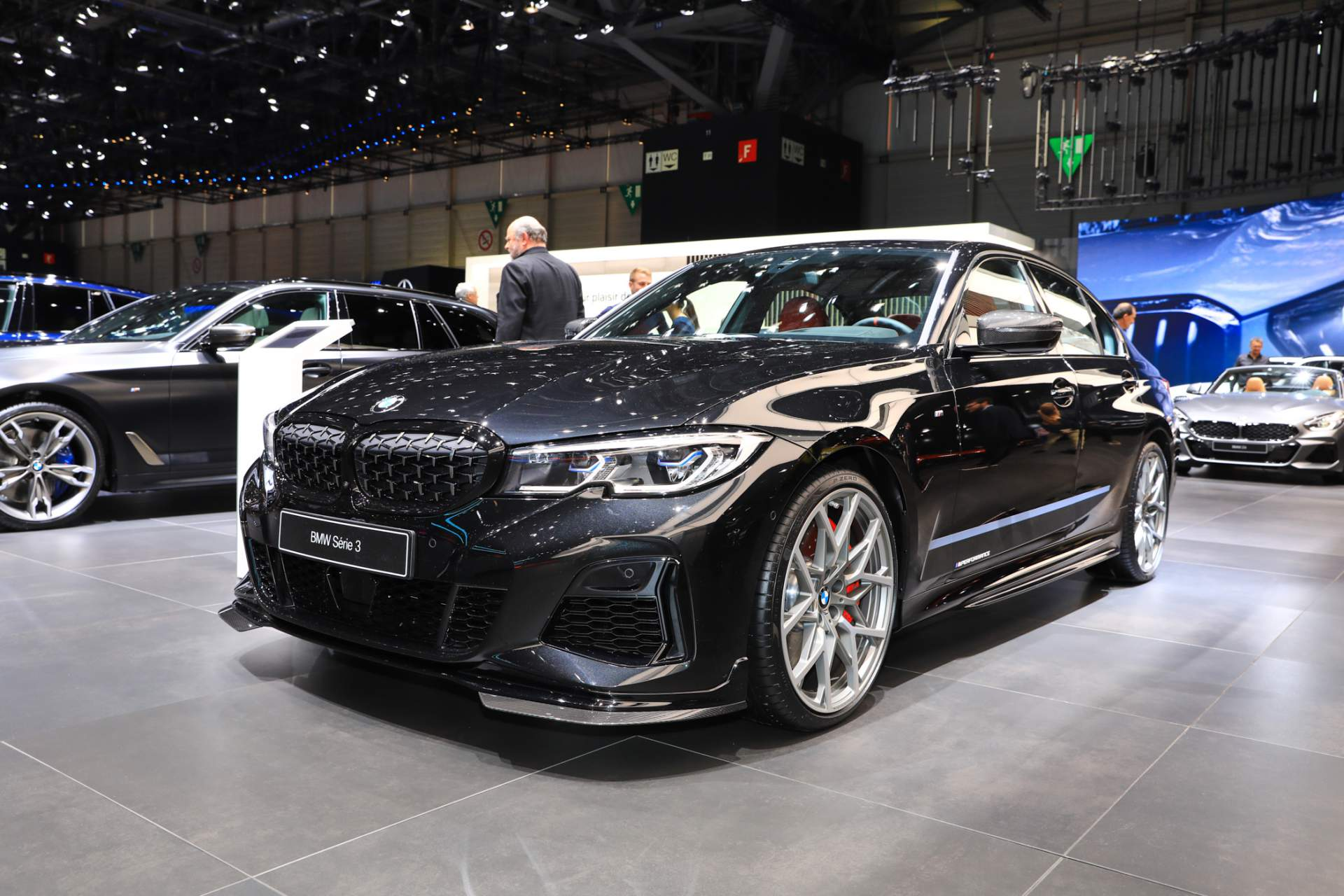 Formacar This 2020 Bmw M340i Can T Decide Which M Parts To Wear
