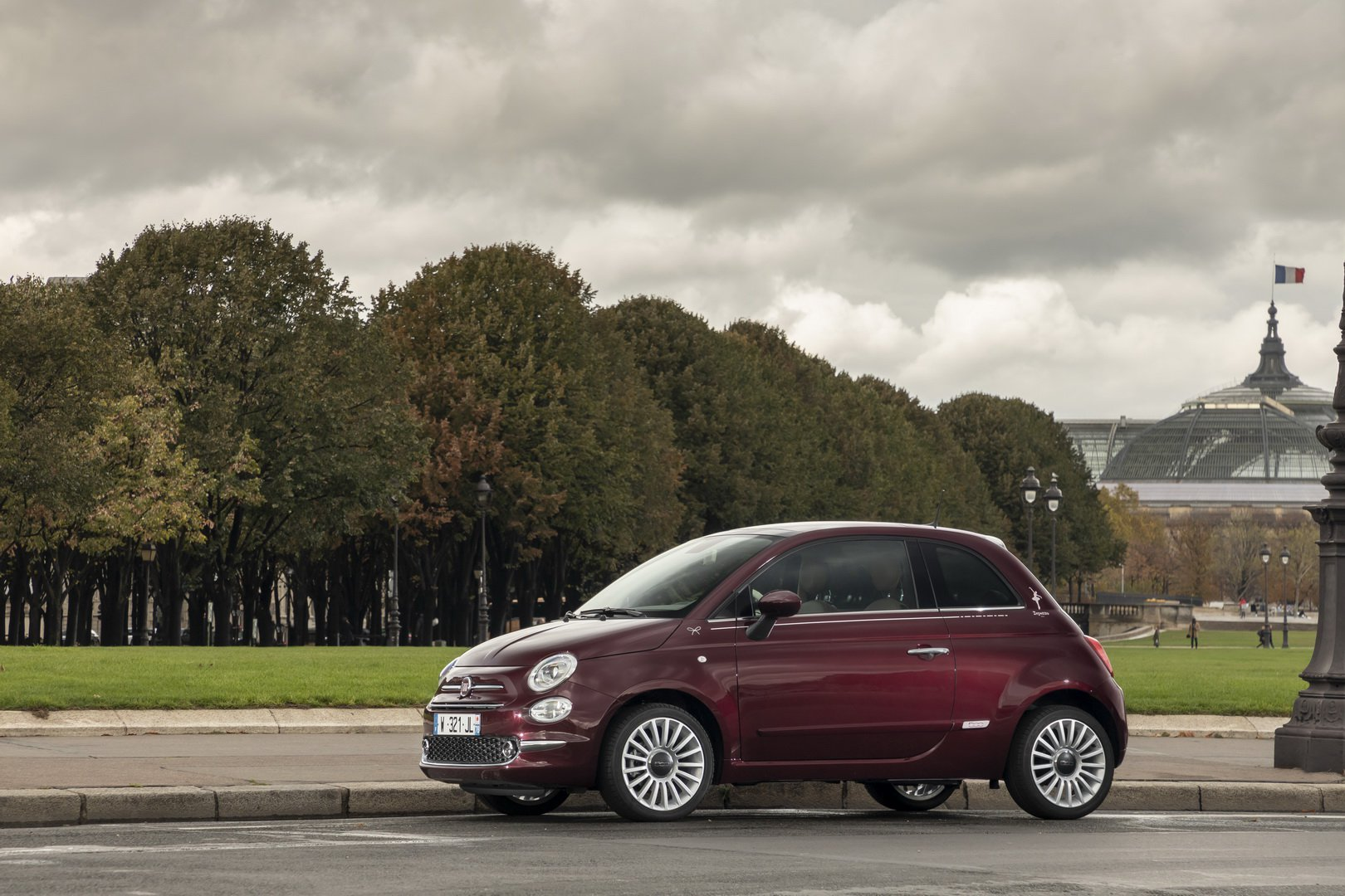 Formacar Fiat Announces The 500 Ev