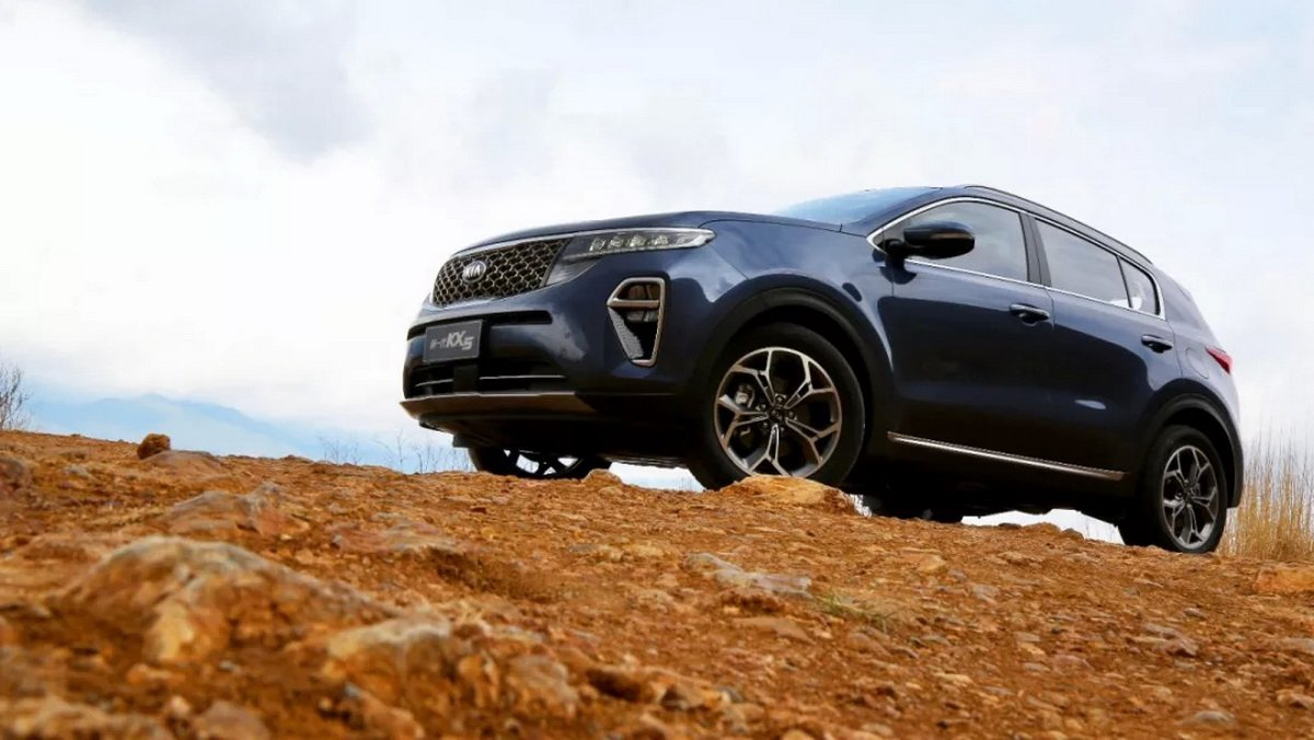 formacar sportagebased kia kx5 goes on sale in china