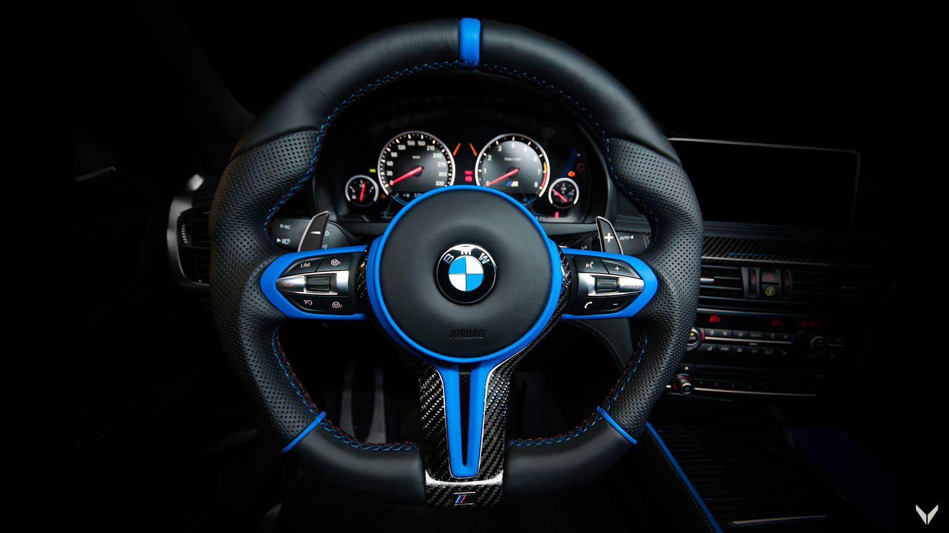 Formacar Vilner Revamps The Interior Of The Bmw X6 M F86