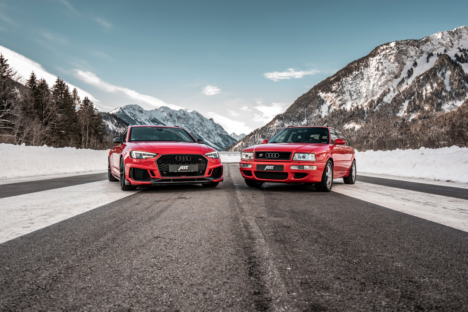FormaCar: ABT Sportsline pays tribute to the iconic Audi RS2 Avant
