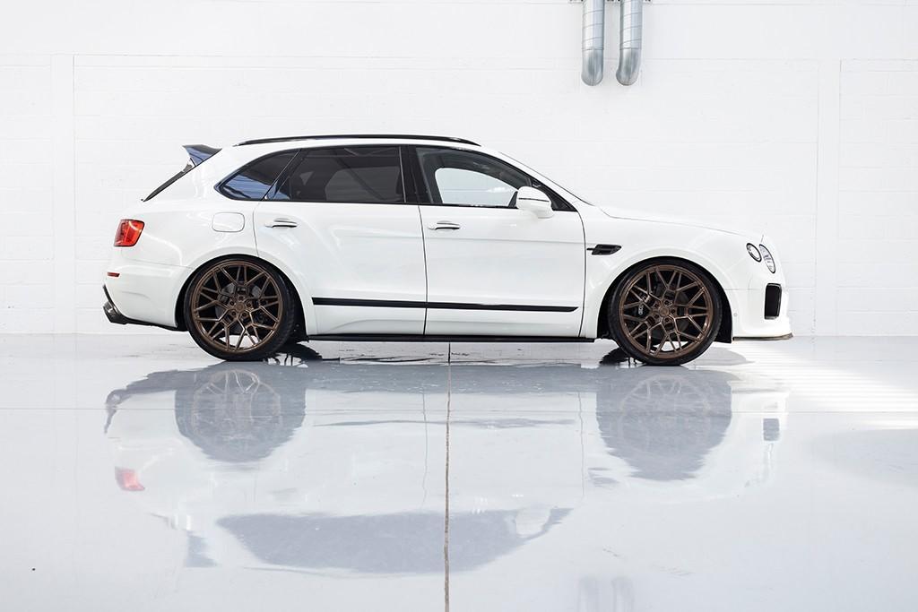 FormaCar: Urban Automotive gives the Bentley Bentayga huge