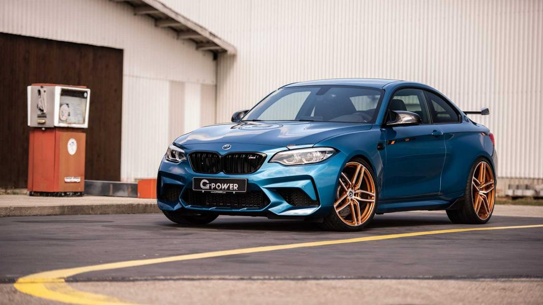 FormaCar: G-Power reigns supreme with the 680-HP BMW M2