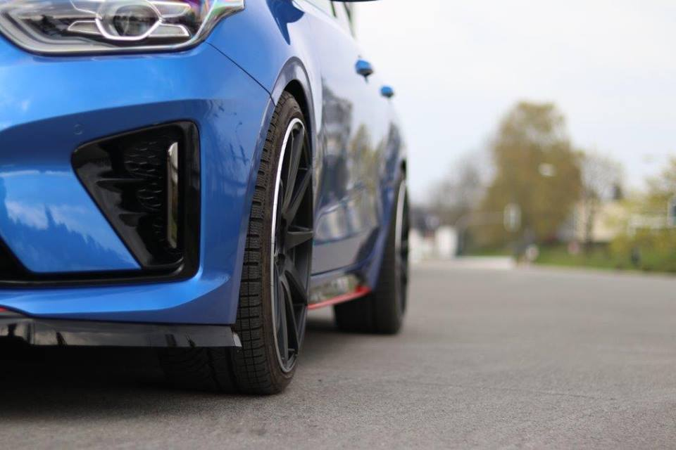 Formacar Giacuzzo S 2019 Kia Proceed Gt Now Available