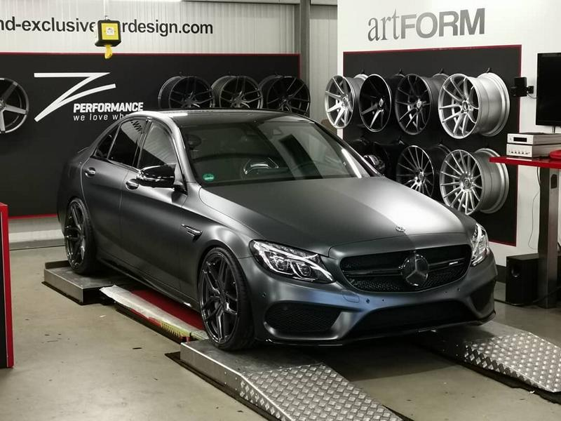 FormaCar: M&D Exclusive Cardesign pushes the Mercedes C43 AMG to 440