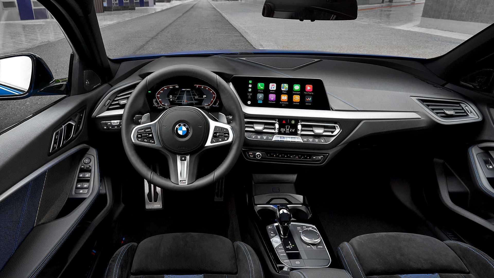 Formacar Bmw Debuts Next Gen 1 Series Hatchback