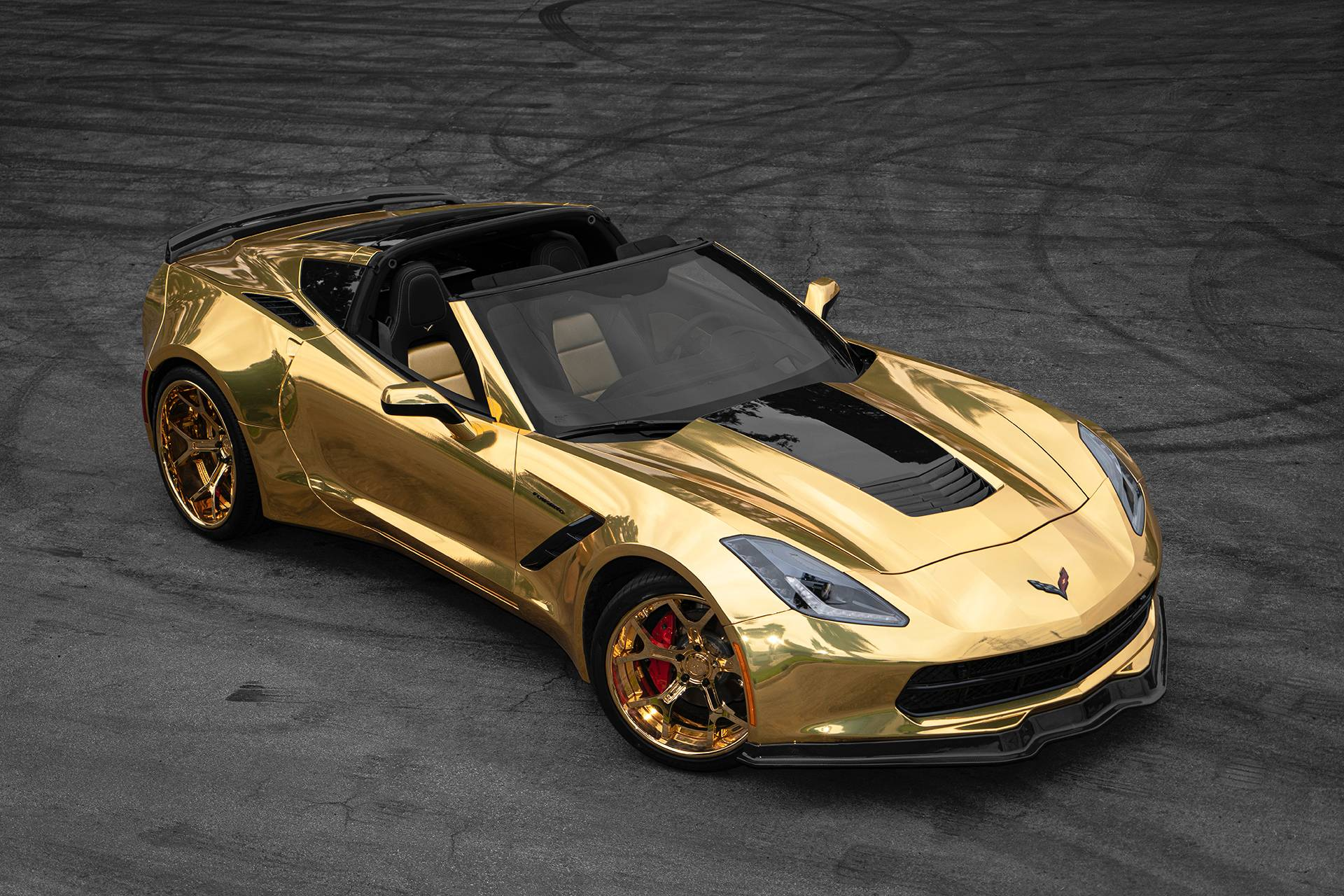 FormaCar: This C7 Chevy Corvette is a ride worthy of a ...