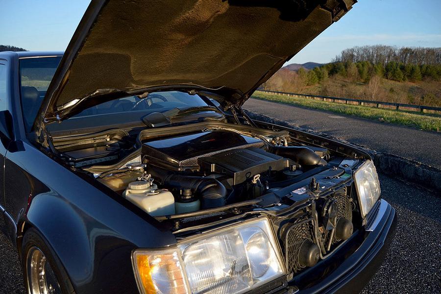 FormaCar: Rare Renntech-tuned Mercedes-Benz E60 goes up for