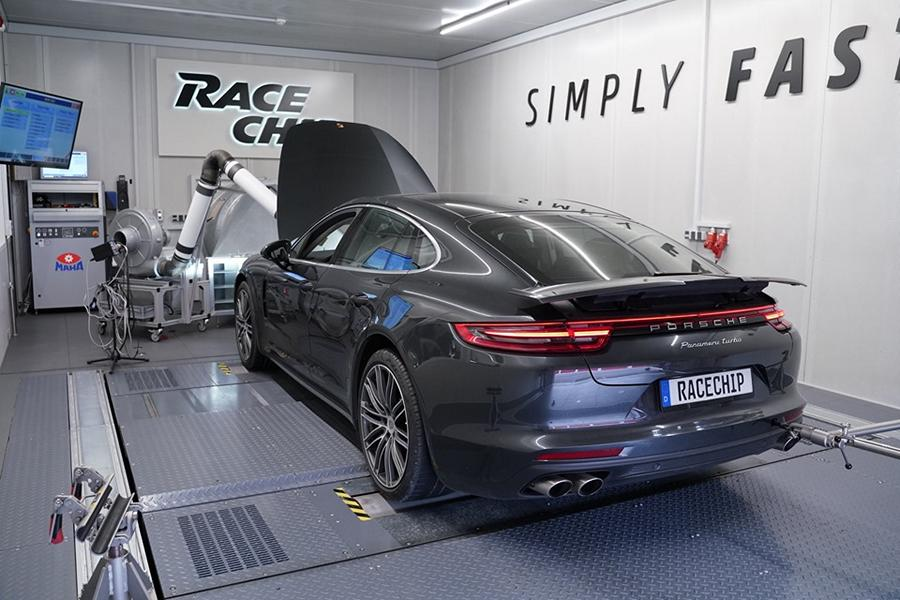 FormaCar: RaceChip fixes poor performance problem of the