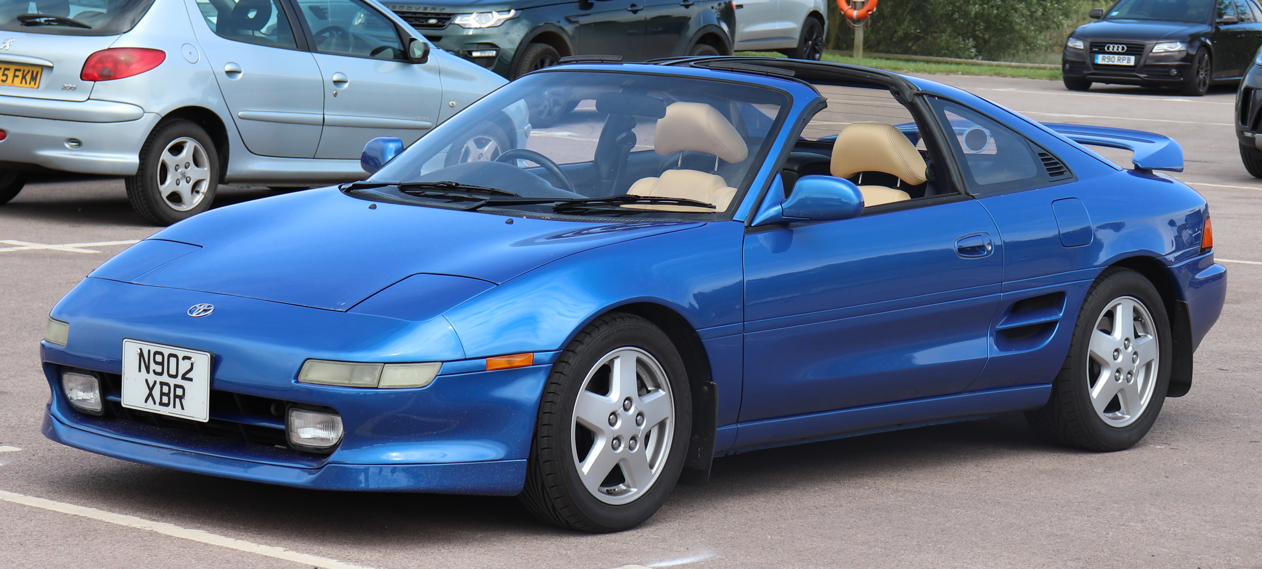 Formacar Toyota To Resurrect The Mr2 Mini Roadster Series On All