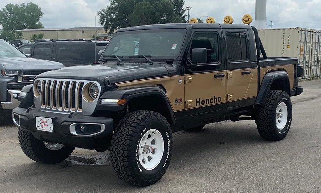Formacar 2020 Jeep Gladiator Gets Reimagined As The