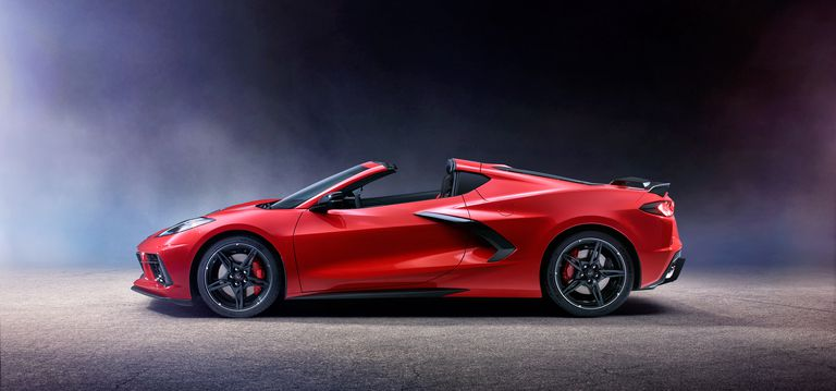 Formacar Chevrolet Corvette Stingray C8 Revealed At Last