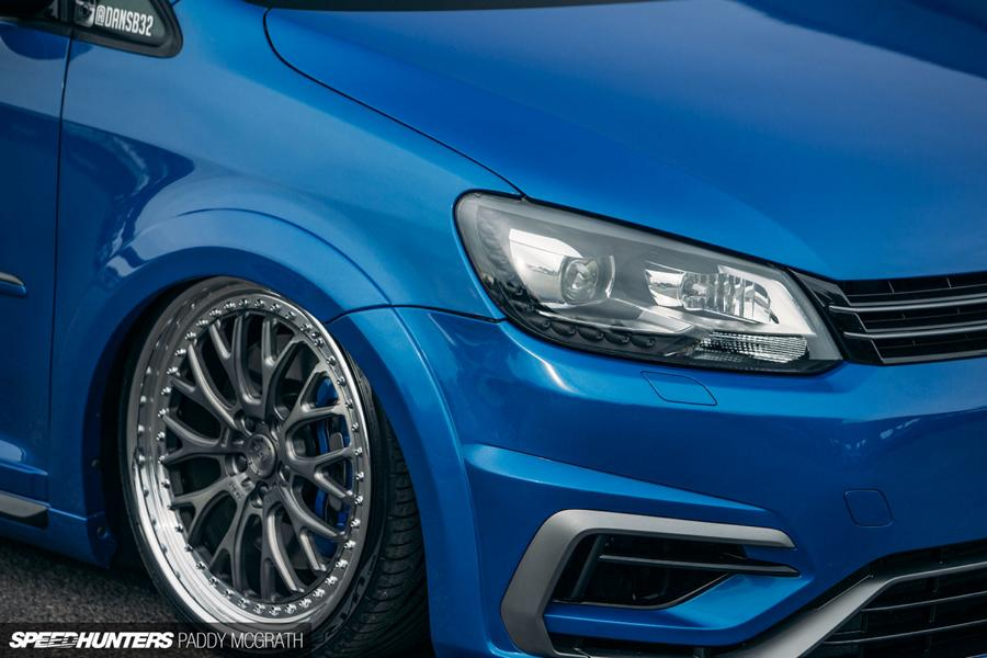 FormaCar: VW Caddy gets remade from the ground up