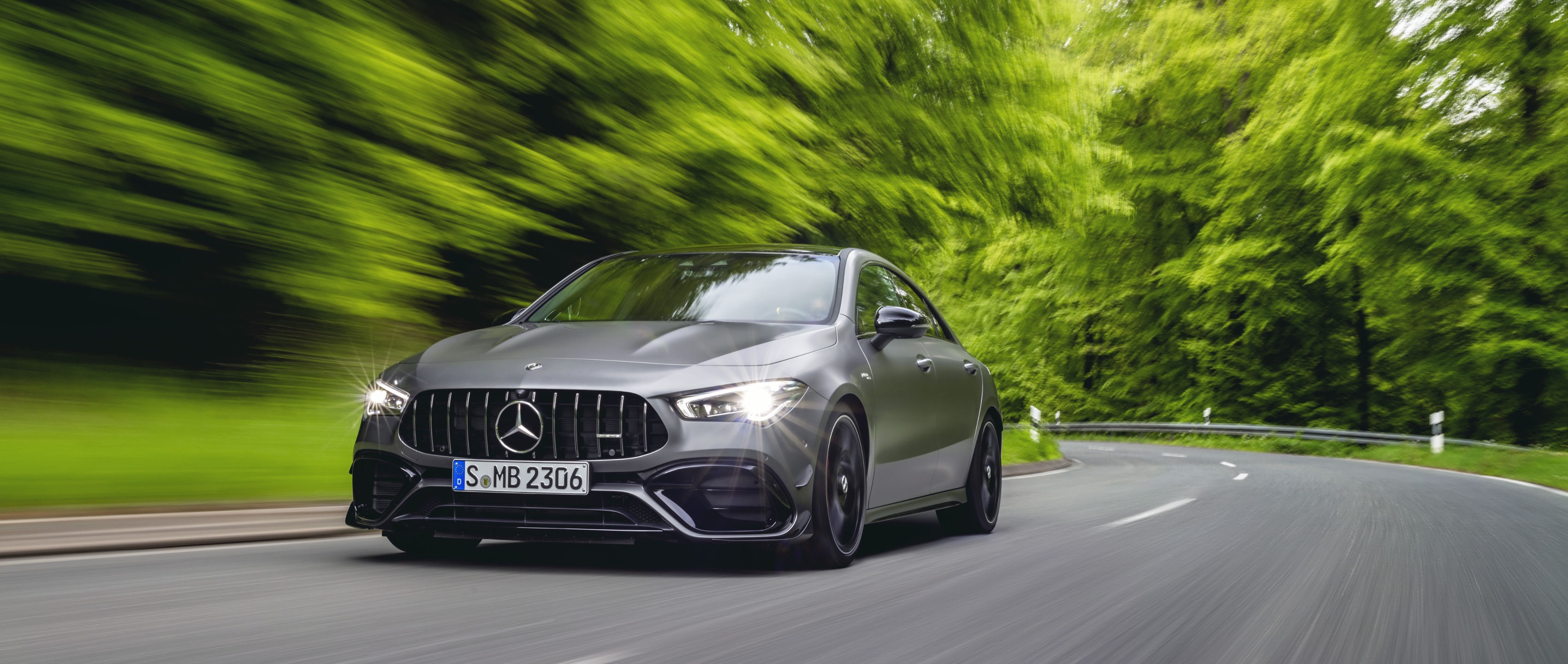 FormaCar: Updated EU engine noise standards urge Mercedes-AMG to hush up