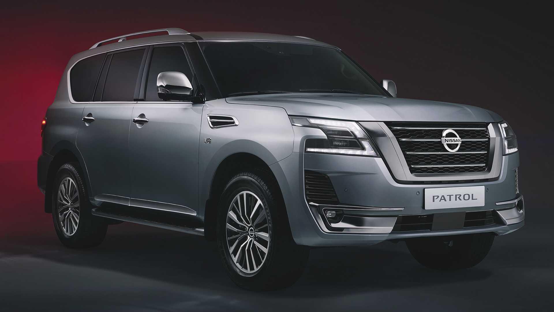 2021 Nissan Patrol Diesel Configurations