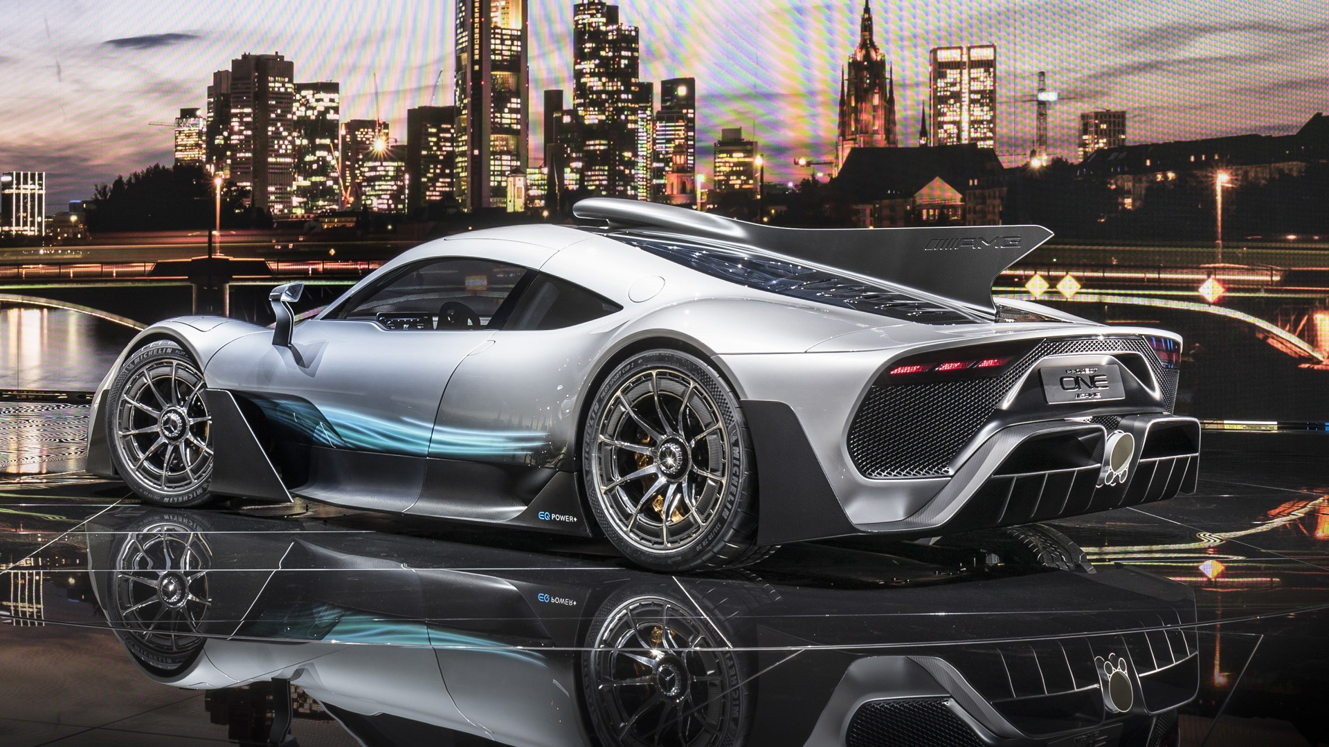 amg project one configurator