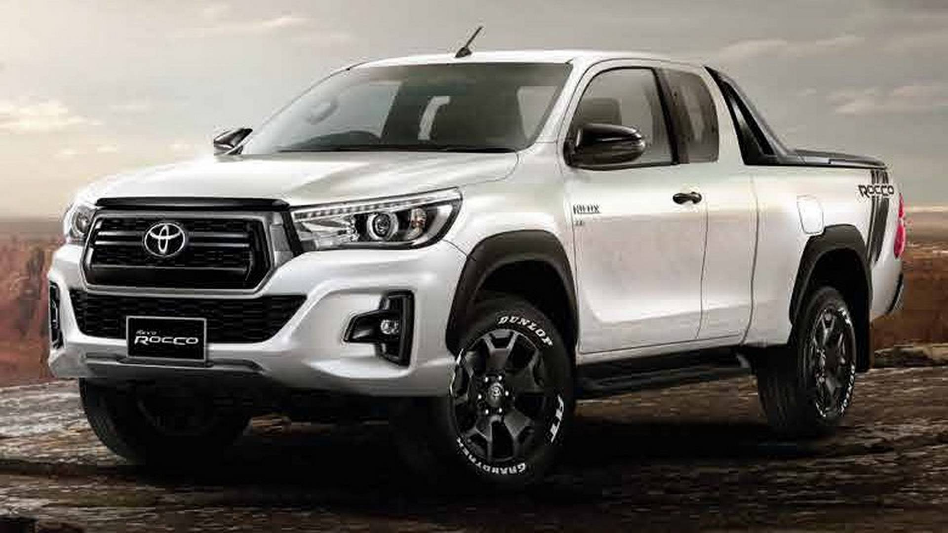 FormaCar: Famous pickup Toyota Hilux again is ready to ...