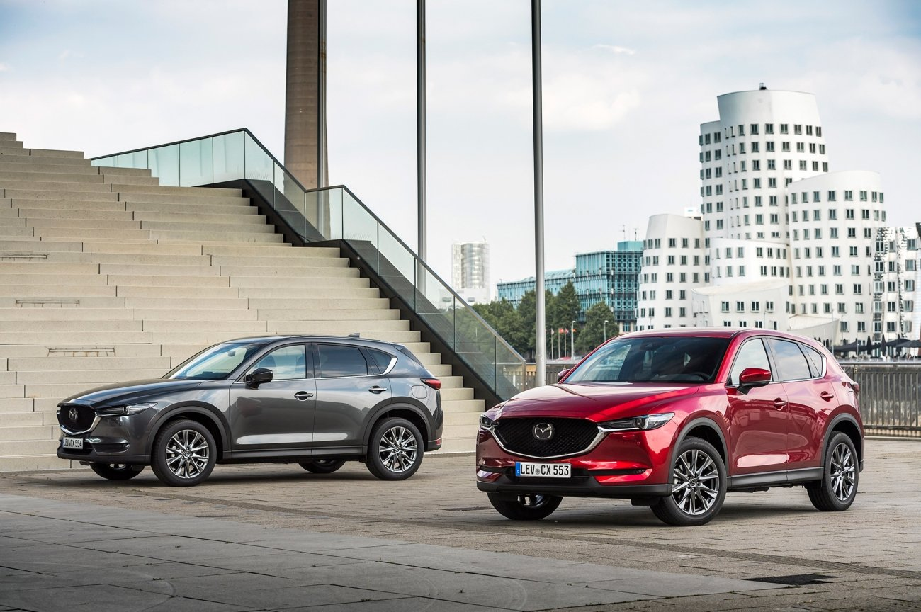 formacar mazda cx5 updates ever so slightly heading into