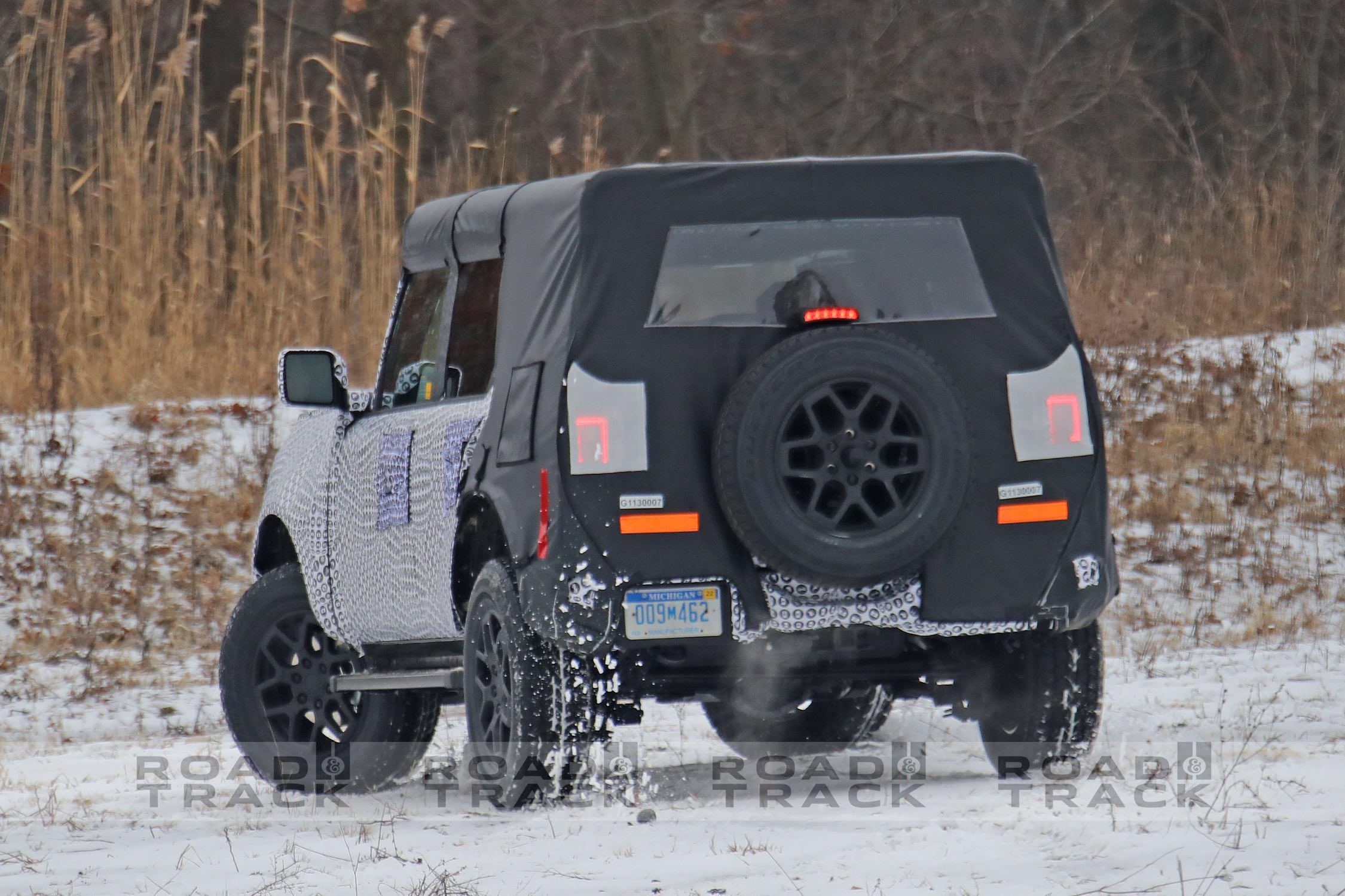 FormaCar: Ford Bronco cabin leaks online ahead of premiere