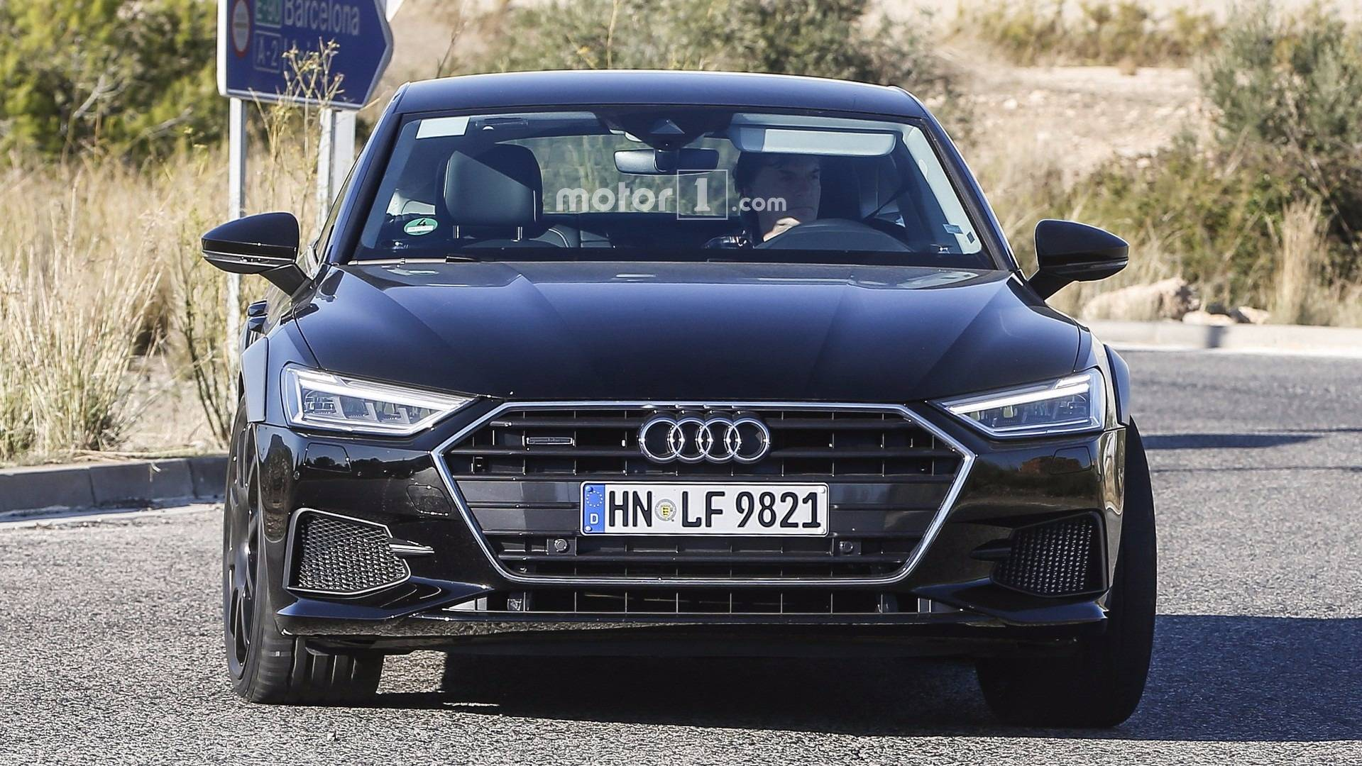 Formacar New Photos Of Audi Rs7 Sportback Leak On The Internet