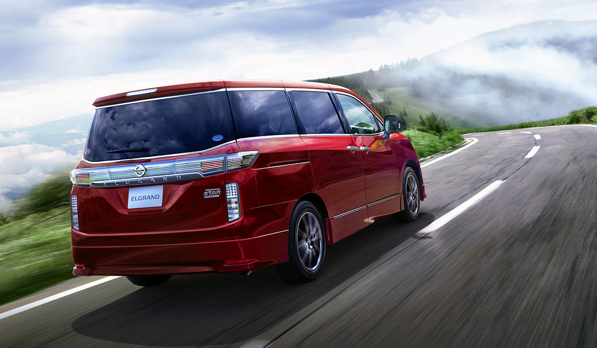 FormaCar: 2021 Nissan Elgrand is all about bells and whistles
