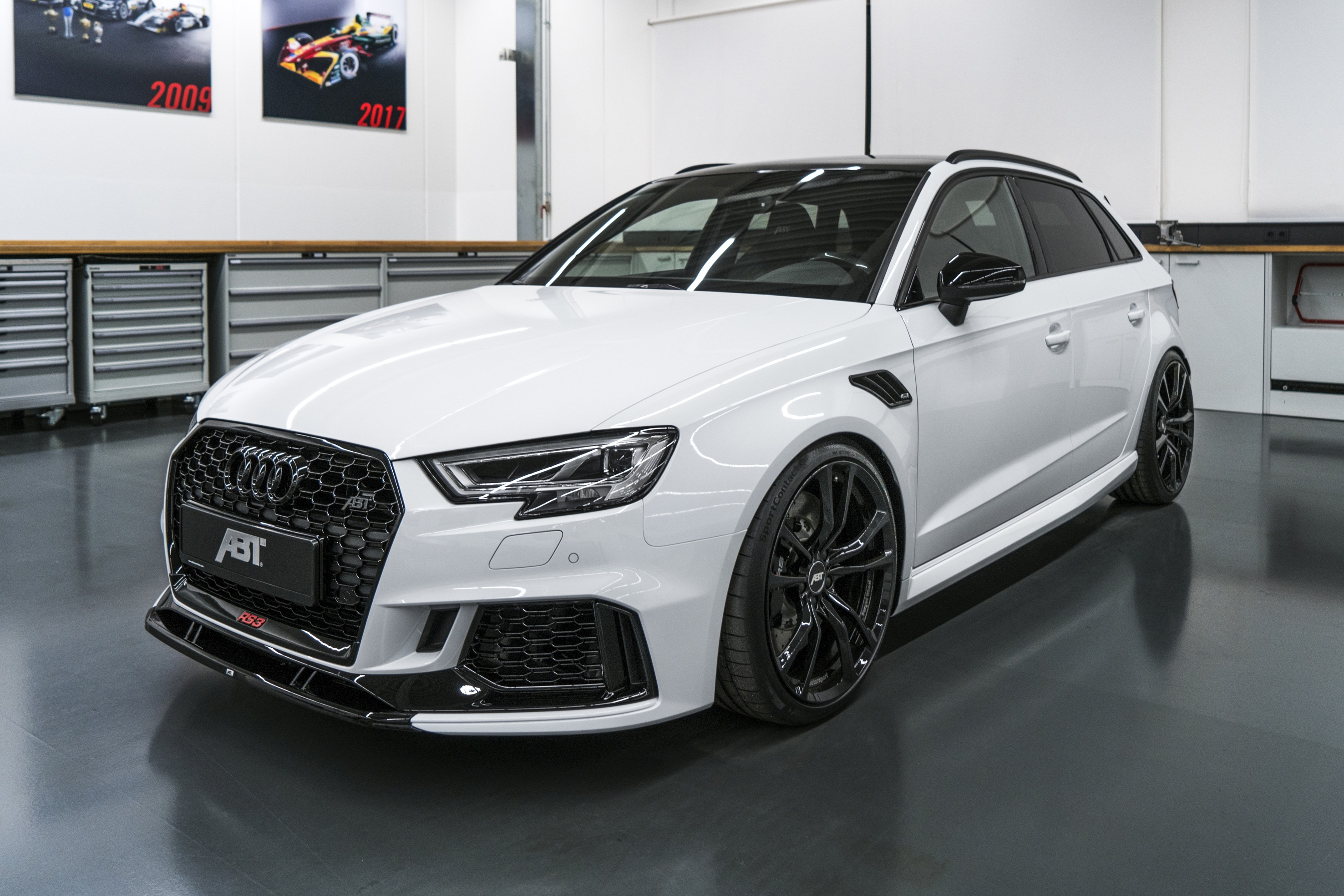 FormaCar ABT Releases A Horsepower Engine Upgrade Of Audi RS - Audi car design