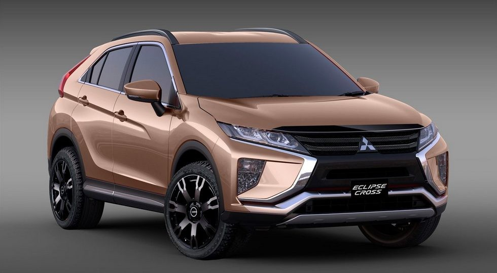 formacar mitsubishi to bring two new eclipse cross cars. Black Bedroom Furniture Sets. Home Design Ideas