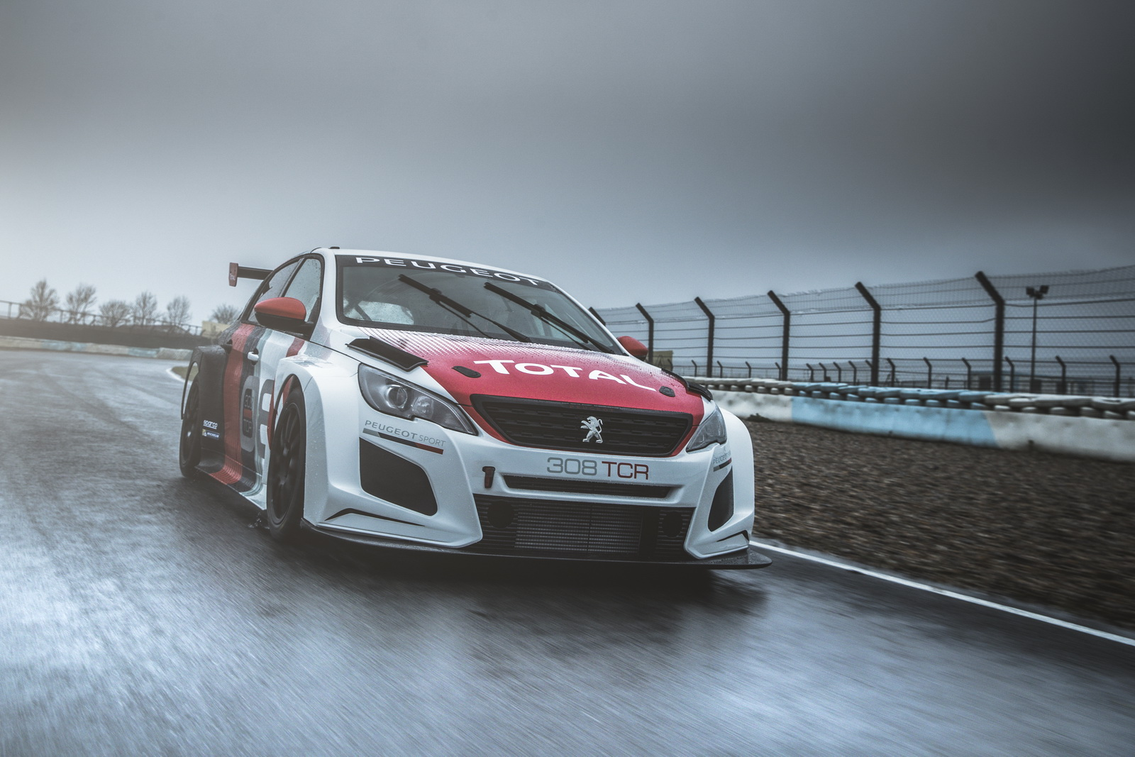 Formacar Pre Orders Open For The 2018 Peugeot 308 Tcr