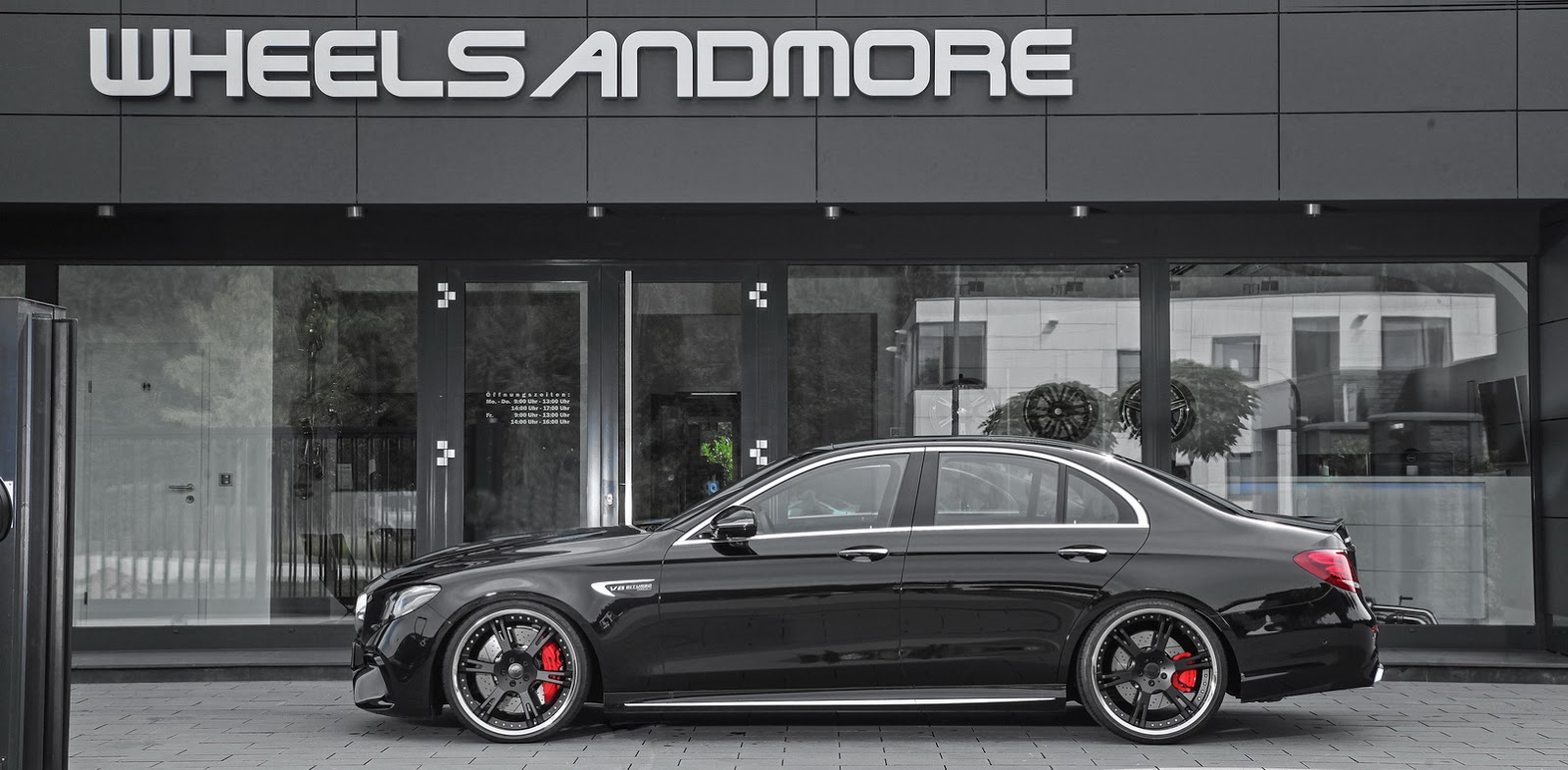 FormaCar: Wheelsandmore releases upgrades for the entire Mercedes