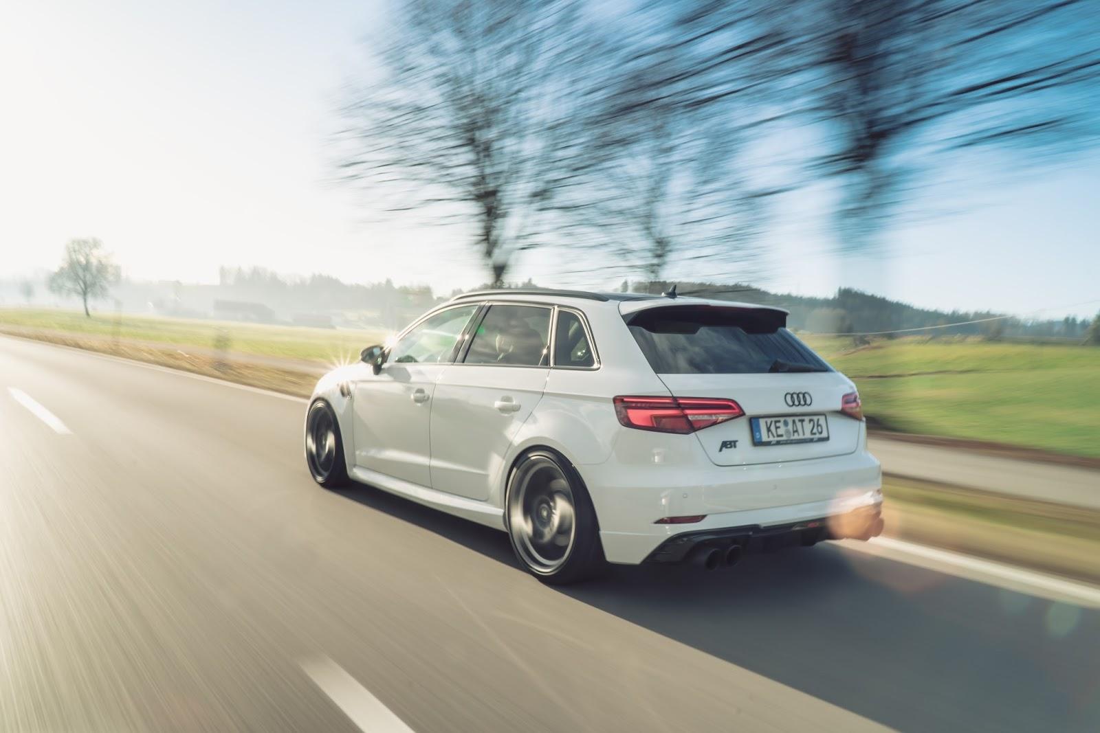 FormaCar: ABT Sportsline soups up Audi RS3 Sportback