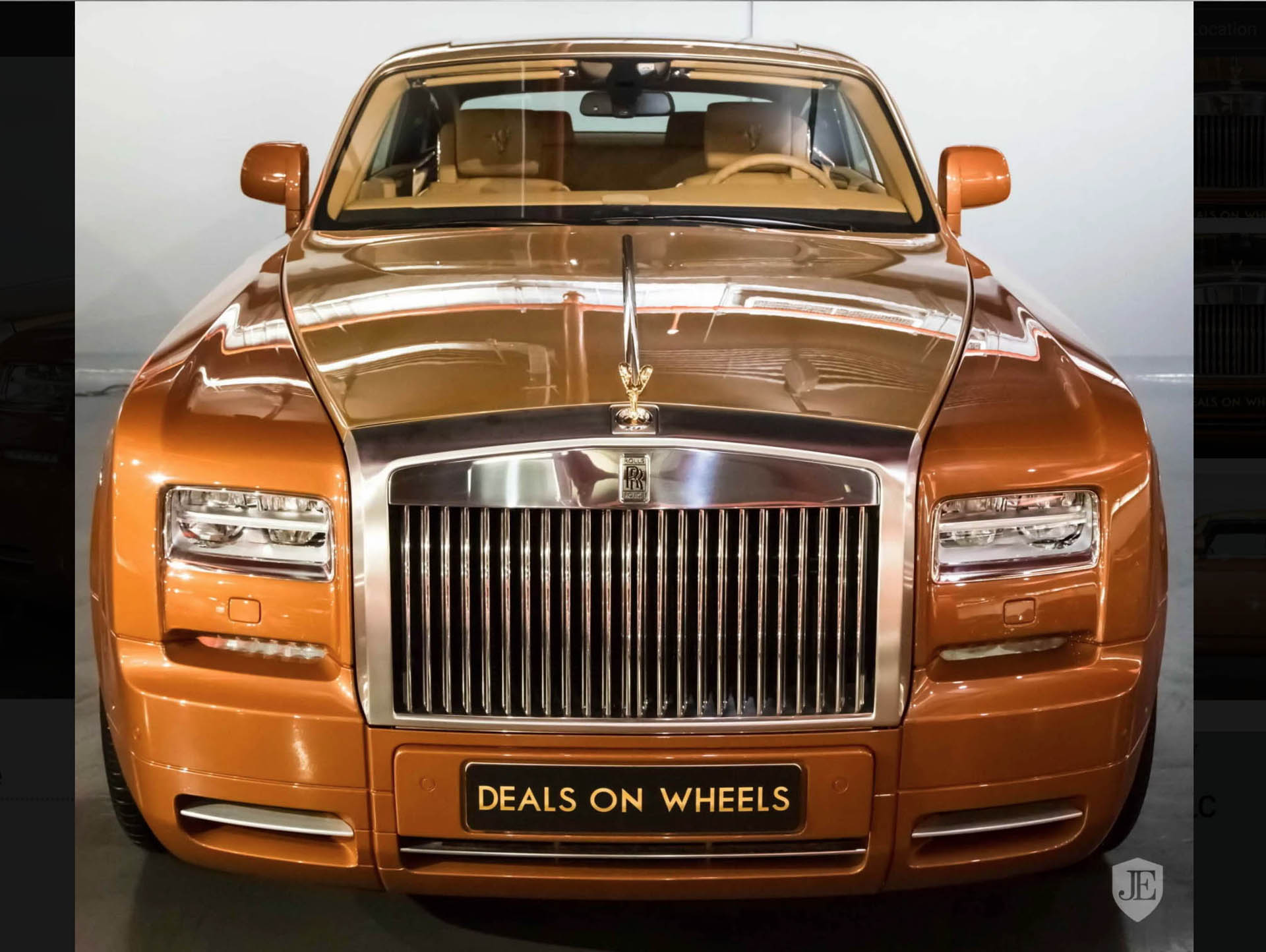FormaCar: Deals on Wheels puts a Phantom Coupe Tiger up for sale ...