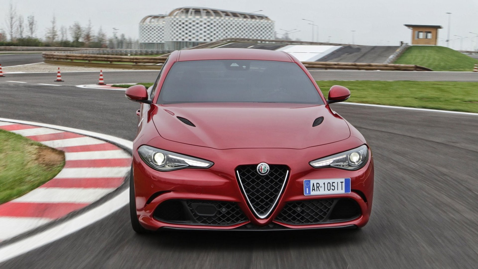 Formacar Two Door Alfa Romeo Giulia Coupe Arrives 2019 With A