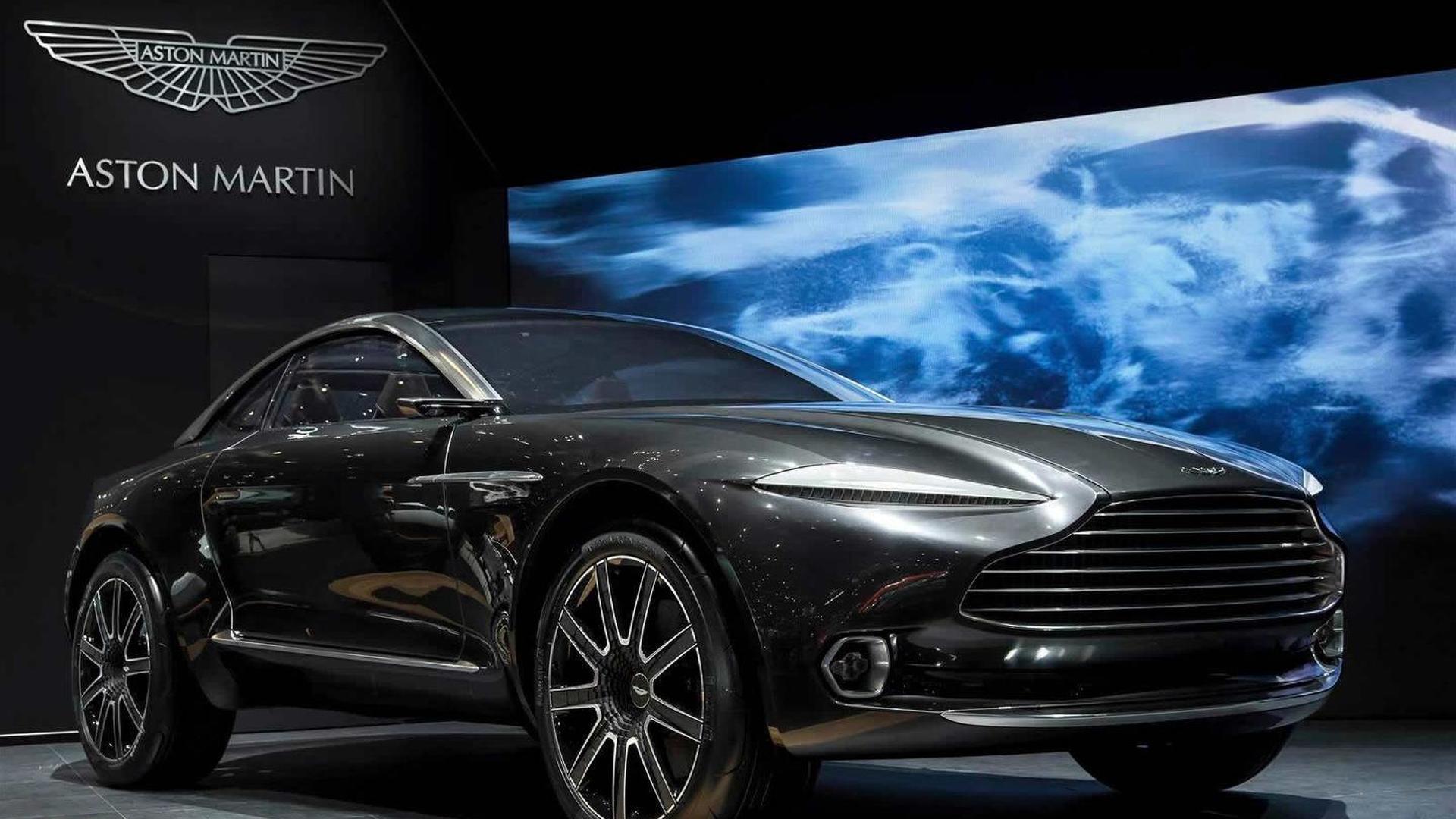Formacar Aston Martin Bevorzugt Einen V12 Für Seinen Varekai Suv