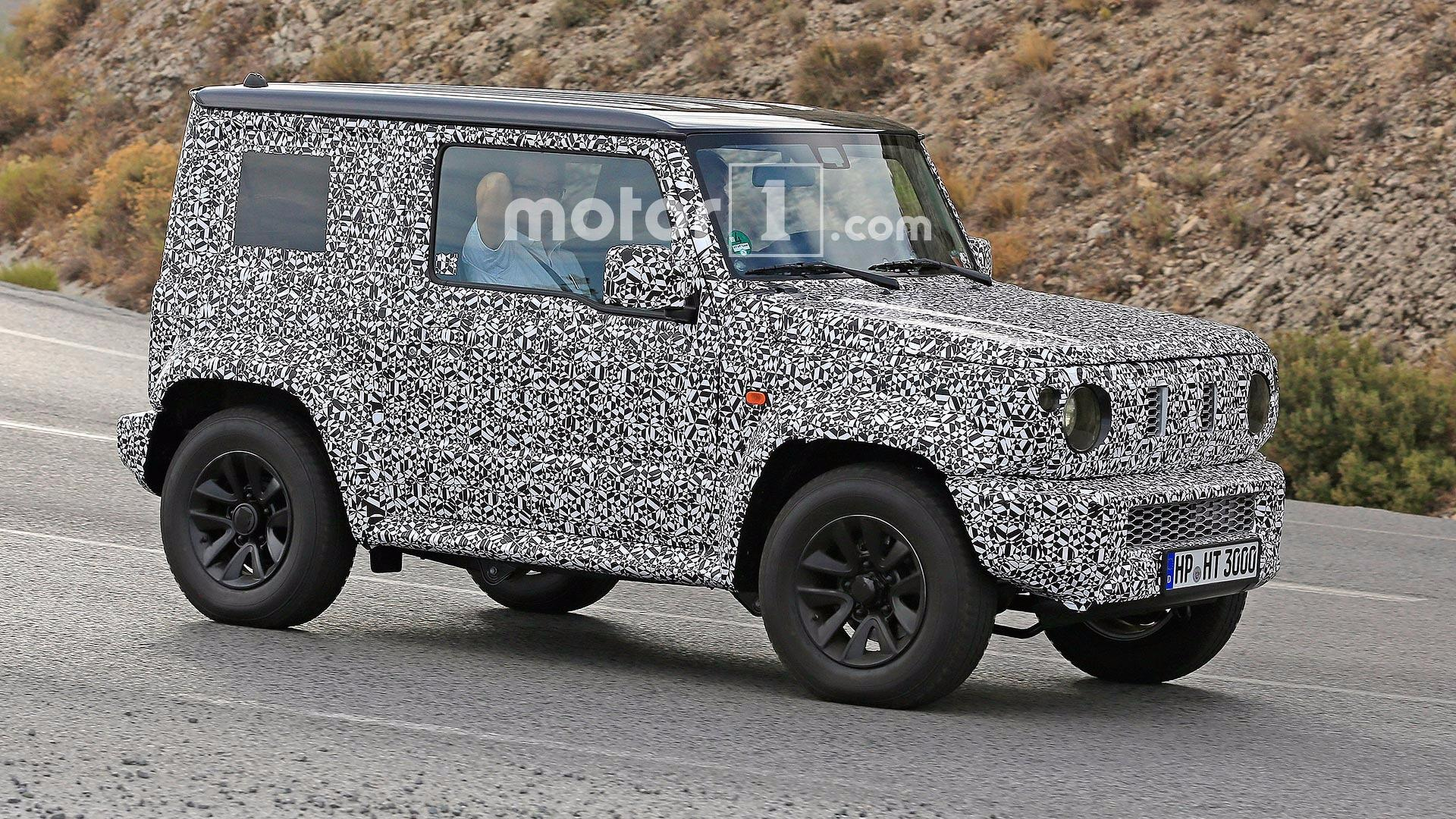 formacar next 2019 suzuki jimny to be the last. Black Bedroom Furniture Sets. Home Design Ideas