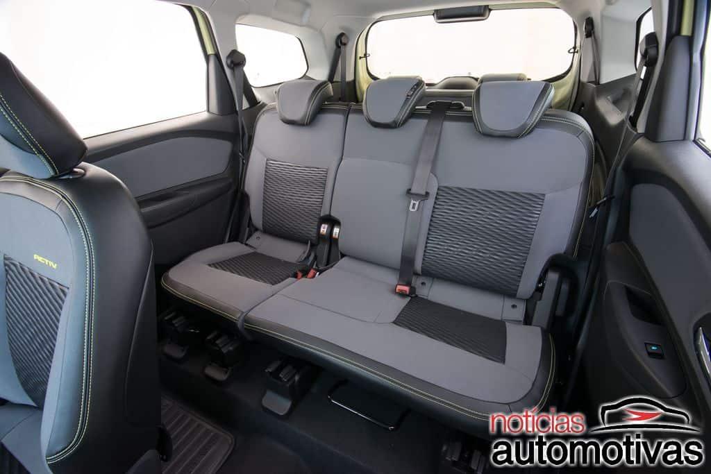 Formacar Chevrolet Spin Activ Facelift Debuts In Brazil