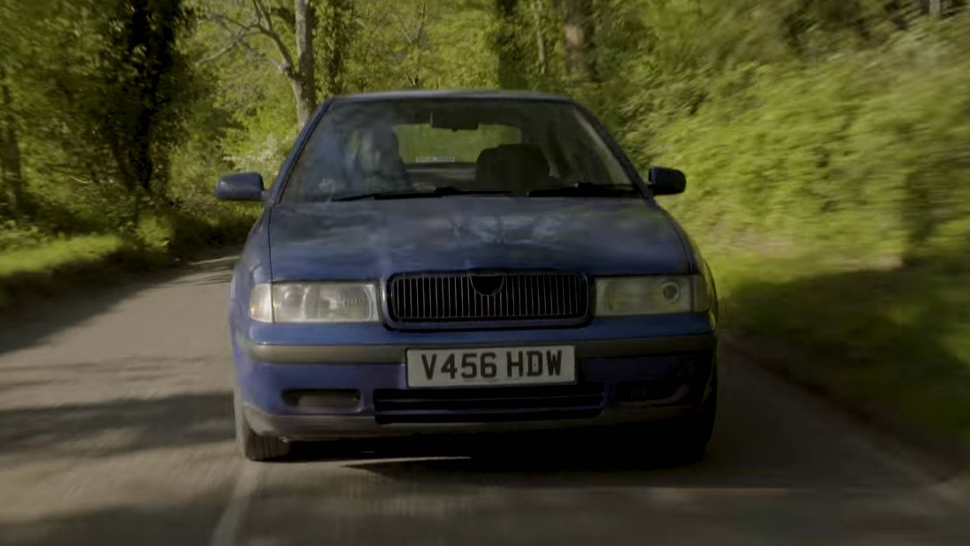 Formacar Car Throttle Restores Skoda Octavia With 700 000 Km On