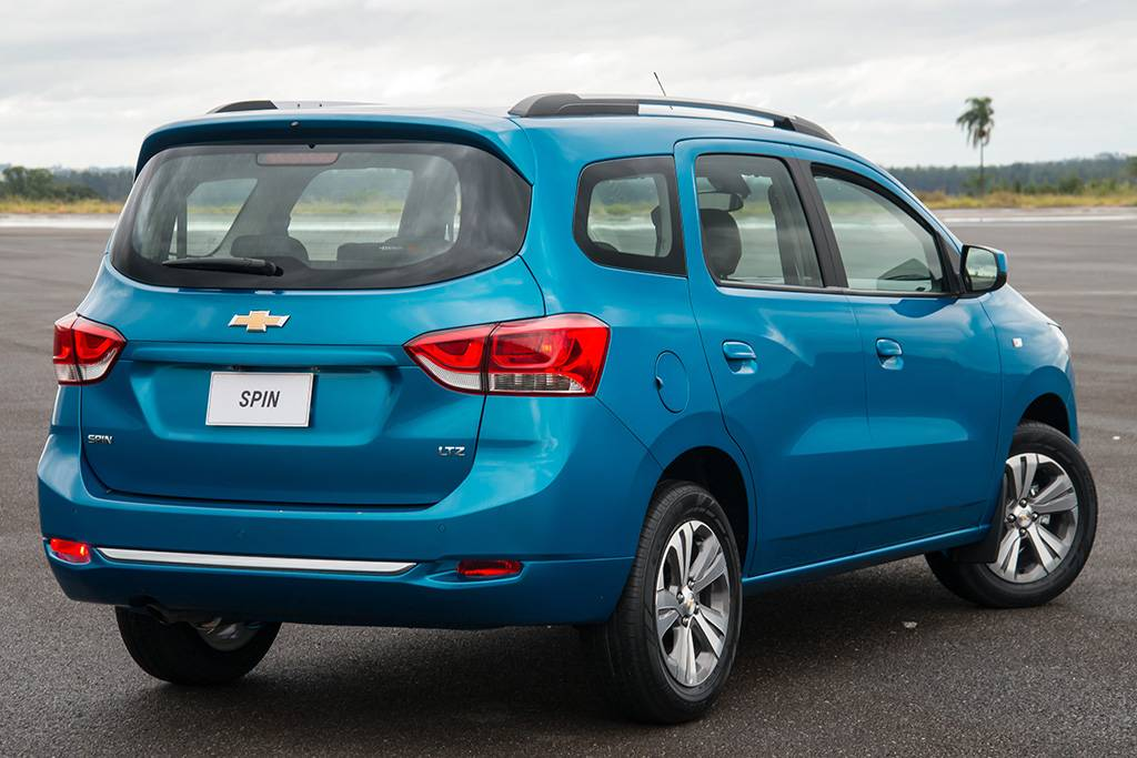 Formacar Chevrolet Reveals The Base Spin Van
