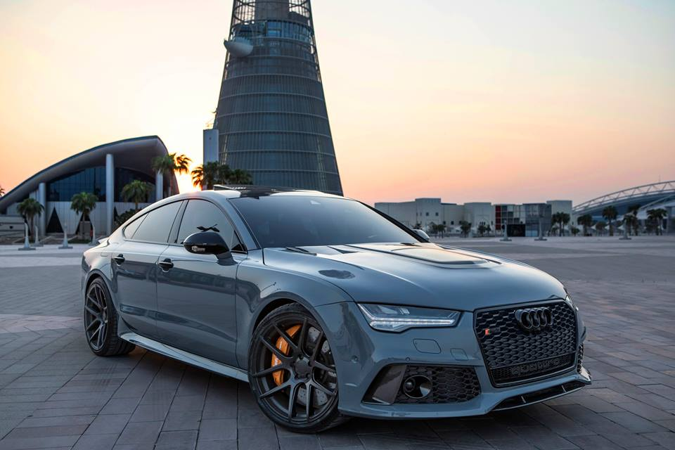 Formacar Apr Announces World S Strongest Audi Rs7 With 1 000 Hp